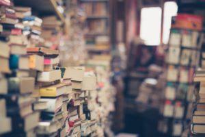 information fra bøger