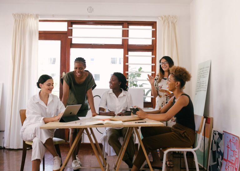Sådan skaber du det gode kontormiljø